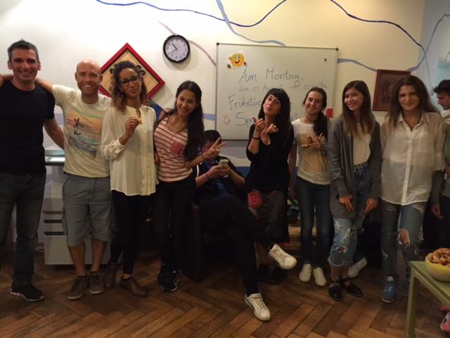 Freizeitaktivitäten und Veranstaltungen für die Deutsch-Schüler der Sprachschule Aktiv in Hamburg
