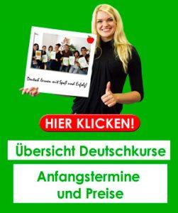 Deutsch lernen in Hamburg