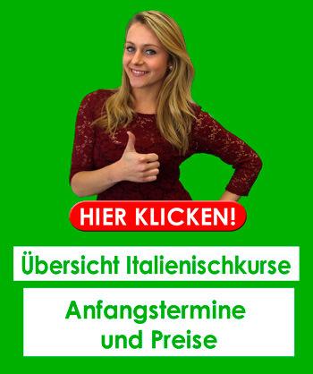 Italienisch lernen in Hamburg