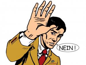 Nein! - Verneinung - Negation