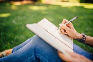 Lernen, schreiben, Sprache lernen, Deutsch als Fremdsprache
