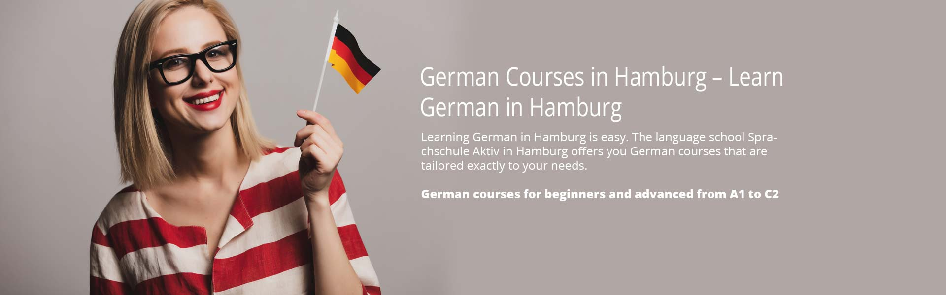 German Courses in Hamburg – Learn German in Hamburg