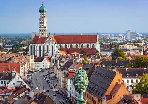 Deutsch und Fremdsprachen - Sprachschule Aktiv in Augsburg