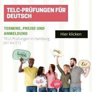 Telc Prüfungen in Hamburg