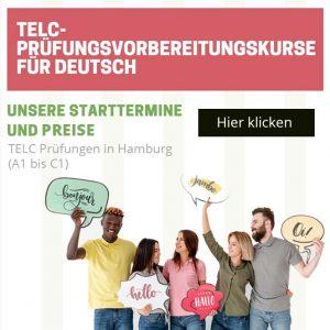 telc Vorbereitungskurs Hamburg